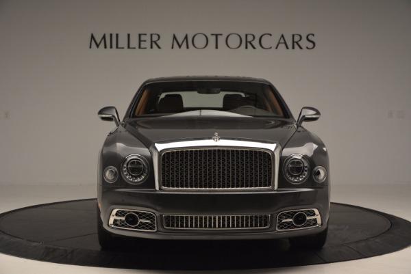 New 2017 Bentley Mulsanne for sale Sold at Rolls-Royce Motor Cars Greenwich in Greenwich CT 06830 12
