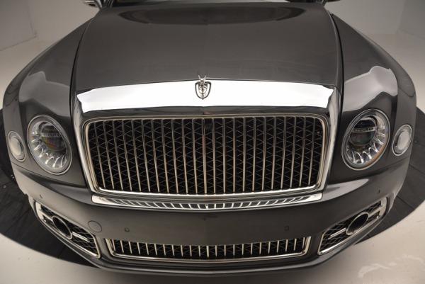 New 2017 Bentley Mulsanne for sale Sold at Rolls-Royce Motor Cars Greenwich in Greenwich CT 06830 13