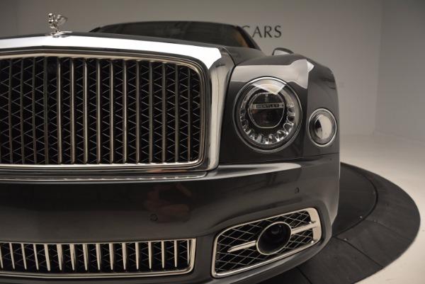 New 2017 Bentley Mulsanne for sale Sold at Rolls-Royce Motor Cars Greenwich in Greenwich CT 06830 16
