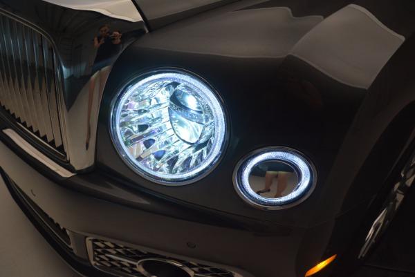 New 2017 Bentley Mulsanne for sale Sold at Rolls-Royce Motor Cars Greenwich in Greenwich CT 06830 18