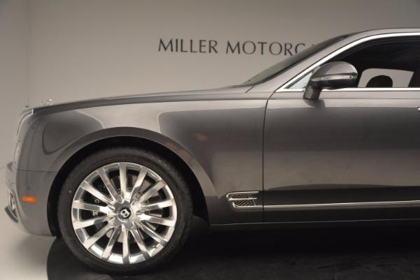 New 2017 Bentley Mulsanne for sale Sold at Rolls-Royce Motor Cars Greenwich in Greenwich CT 06830 20