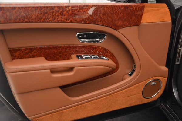 New 2017 Bentley Mulsanne for sale Sold at Rolls-Royce Motor Cars Greenwich in Greenwich CT 06830 22