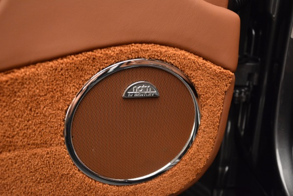 New 2017 Bentley Mulsanne for sale Sold at Rolls-Royce Motor Cars Greenwich in Greenwich CT 06830 23