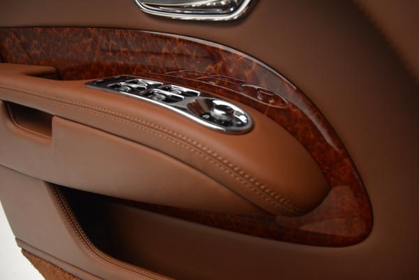 New 2017 Bentley Mulsanne for sale Sold at Rolls-Royce Motor Cars Greenwich in Greenwich CT 06830 24