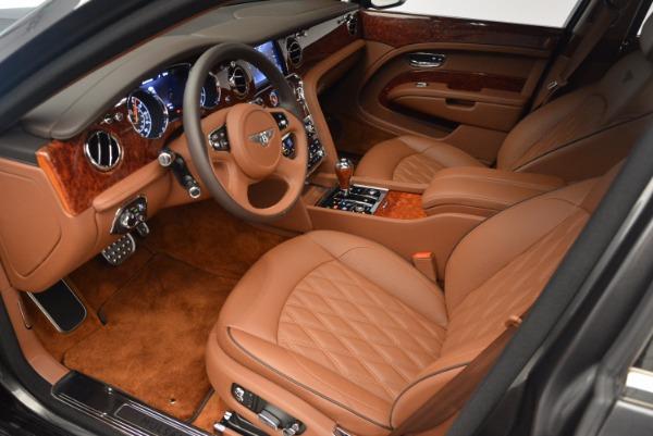 New 2017 Bentley Mulsanne for sale Sold at Rolls-Royce Motor Cars Greenwich in Greenwich CT 06830 26