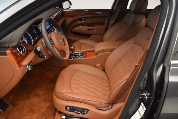 New 2017 Bentley Mulsanne for sale Sold at Rolls-Royce Motor Cars Greenwich in Greenwich CT 06830 27