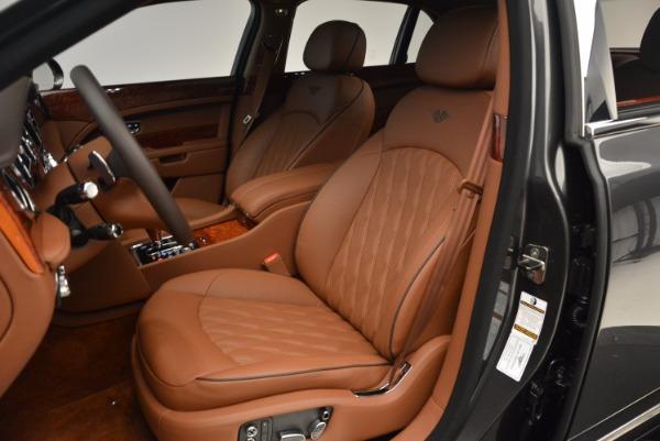 New 2017 Bentley Mulsanne for sale Sold at Rolls-Royce Motor Cars Greenwich in Greenwich CT 06830 28
