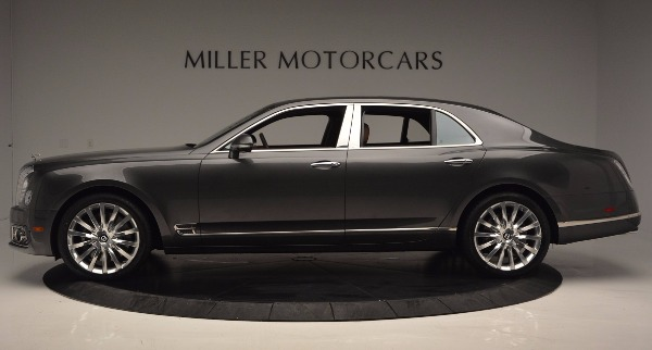 New 2017 Bentley Mulsanne for sale Sold at Rolls-Royce Motor Cars Greenwich in Greenwich CT 06830 3