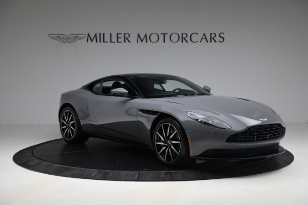 New 2021 Aston Martin DB11 V8 for sale $235,986 at Rolls-Royce Motor Cars Greenwich in Greenwich CT 06830 10