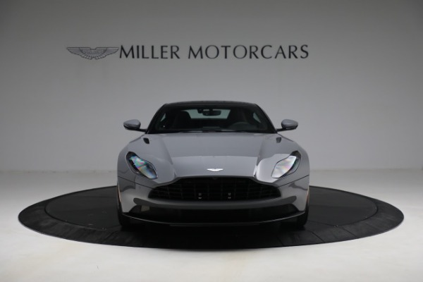 New 2021 Aston Martin DB11 V8 for sale $235,986 at Rolls-Royce Motor Cars Greenwich in Greenwich CT 06830 11