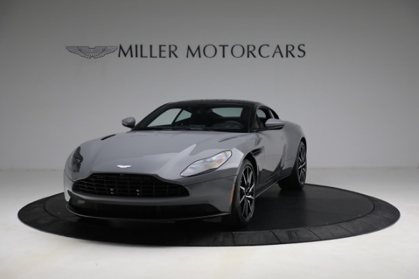 New 2021 Aston Martin DB11 V8 for sale $235,986 at Rolls-Royce Motor Cars Greenwich in Greenwich CT 06830 12