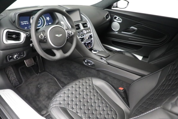 New 2021 Aston Martin DB11 V8 for sale $235,986 at Rolls-Royce Motor Cars Greenwich in Greenwich CT 06830 13