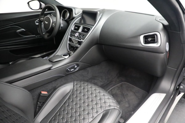 New 2021 Aston Martin DB11 V8 for sale $235,986 at Rolls-Royce Motor Cars Greenwich in Greenwich CT 06830 16