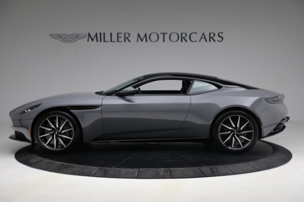 New 2021 Aston Martin DB11 V8 for sale $235,986 at Rolls-Royce Motor Cars Greenwich in Greenwich CT 06830 2