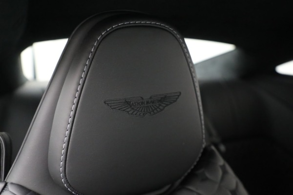 New 2021 Aston Martin DB11 V8 for sale $235,986 at Rolls-Royce Motor Cars Greenwich in Greenwich CT 06830 20