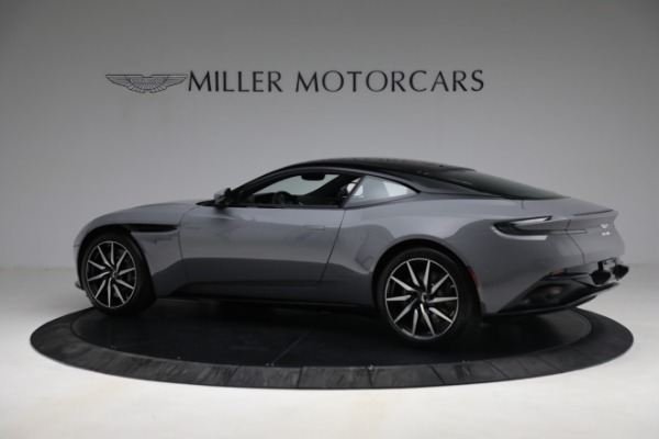 New 2021 Aston Martin DB11 V8 for sale $235,986 at Rolls-Royce Motor Cars Greenwich in Greenwich CT 06830 3