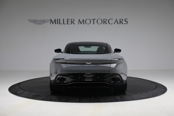 New 2021 Aston Martin DB11 V8 for sale $235,986 at Rolls-Royce Motor Cars Greenwich in Greenwich CT 06830 5