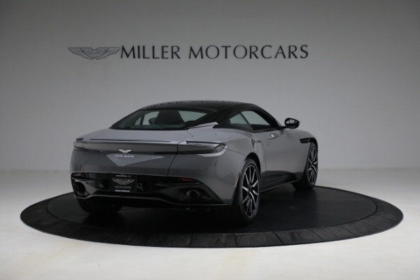 New 2021 Aston Martin DB11 V8 for sale $235,986 at Rolls-Royce Motor Cars Greenwich in Greenwich CT 06830 6