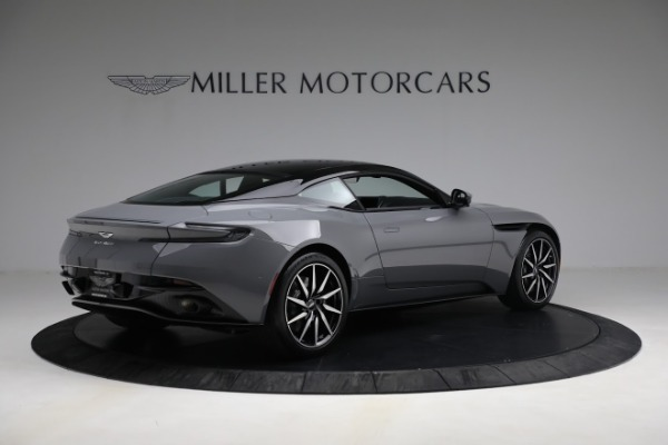 New 2021 Aston Martin DB11 V8 for sale $235,986 at Rolls-Royce Motor Cars Greenwich in Greenwich CT 06830 7