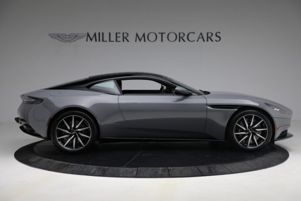 New 2021 Aston Martin DB11 V8 for sale $235,986 at Rolls-Royce Motor Cars Greenwich in Greenwich CT 06830 8