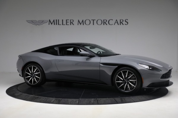 New 2021 Aston Martin DB11 V8 for sale $235,986 at Rolls-Royce Motor Cars Greenwich in Greenwich CT 06830 9