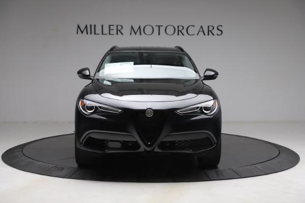 New 2021 Alfa Romeo Stelvio Ti for sale $51,955 at Rolls-Royce Motor Cars Greenwich in Greenwich CT 06830 12