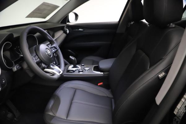 New 2021 Alfa Romeo Stelvio Ti for sale $51,955 at Rolls-Royce Motor Cars Greenwich in Greenwich CT 06830 13