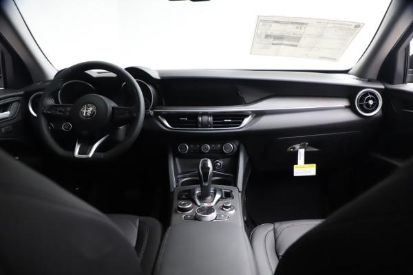 New 2021 Alfa Romeo Stelvio Ti for sale $51,955 at Rolls-Royce Motor Cars Greenwich in Greenwich CT 06830 15