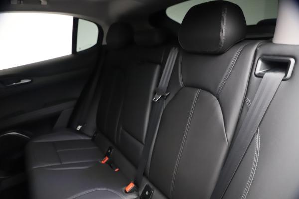 New 2021 Alfa Romeo Stelvio Ti for sale $51,955 at Rolls-Royce Motor Cars Greenwich in Greenwich CT 06830 18