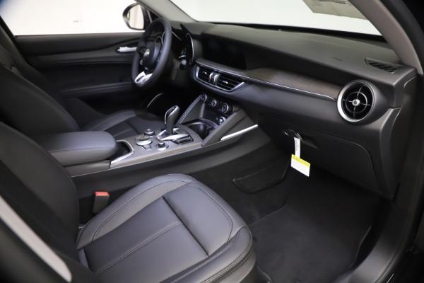 New 2021 Alfa Romeo Stelvio Ti for sale $51,955 at Rolls-Royce Motor Cars Greenwich in Greenwich CT 06830 19