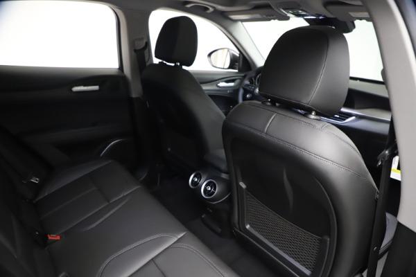 New 2021 Alfa Romeo Stelvio Ti for sale $51,955 at Rolls-Royce Motor Cars Greenwich in Greenwich CT 06830 21