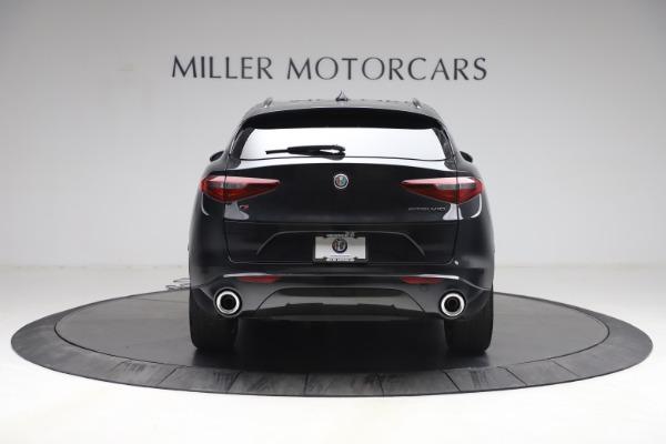 New 2021 Alfa Romeo Stelvio Ti for sale $51,955 at Rolls-Royce Motor Cars Greenwich in Greenwich CT 06830 6