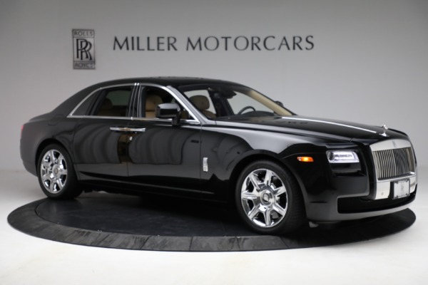 Used 2011 Rolls-Royce Ghost for sale Call for price at Rolls-Royce Motor Cars Greenwich in Greenwich CT 06830 10
