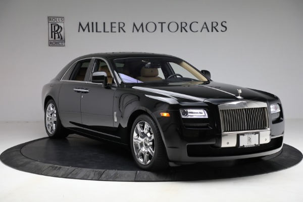 Used 2011 Rolls-Royce Ghost for sale Call for price at Rolls-Royce Motor Cars Greenwich in Greenwich CT 06830 11