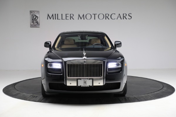 Used 2011 Rolls-Royce Ghost for sale Call for price at Rolls-Royce Motor Cars Greenwich in Greenwich CT 06830 2