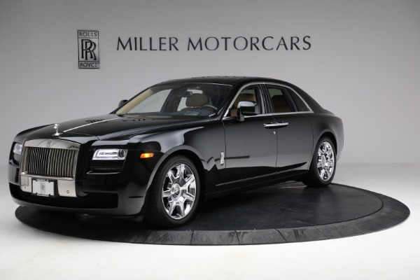 Used 2011 Rolls-Royce Ghost for sale Call for price at Rolls-Royce Motor Cars Greenwich in Greenwich CT 06830 3