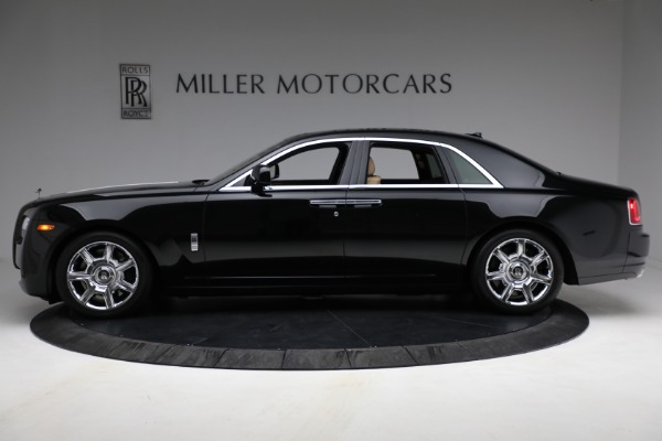 Used 2011 Rolls-Royce Ghost for sale Call for price at Rolls-Royce Motor Cars Greenwich in Greenwich CT 06830 4