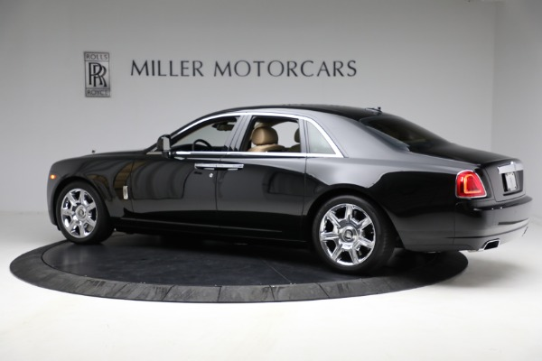 Used 2011 Rolls-Royce Ghost for sale Call for price at Rolls-Royce Motor Cars Greenwich in Greenwich CT 06830 5