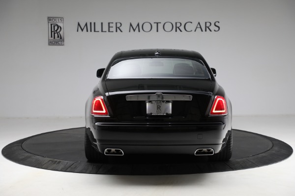 Used 2011 Rolls-Royce Ghost for sale Call for price at Rolls-Royce Motor Cars Greenwich in Greenwich CT 06830 6