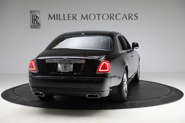 Used 2011 Rolls-Royce Ghost for sale Call for price at Rolls-Royce Motor Cars Greenwich in Greenwich CT 06830 7