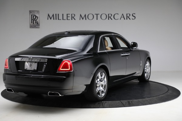Used 2011 Rolls-Royce Ghost for sale Call for price at Rolls-Royce Motor Cars Greenwich in Greenwich CT 06830 8