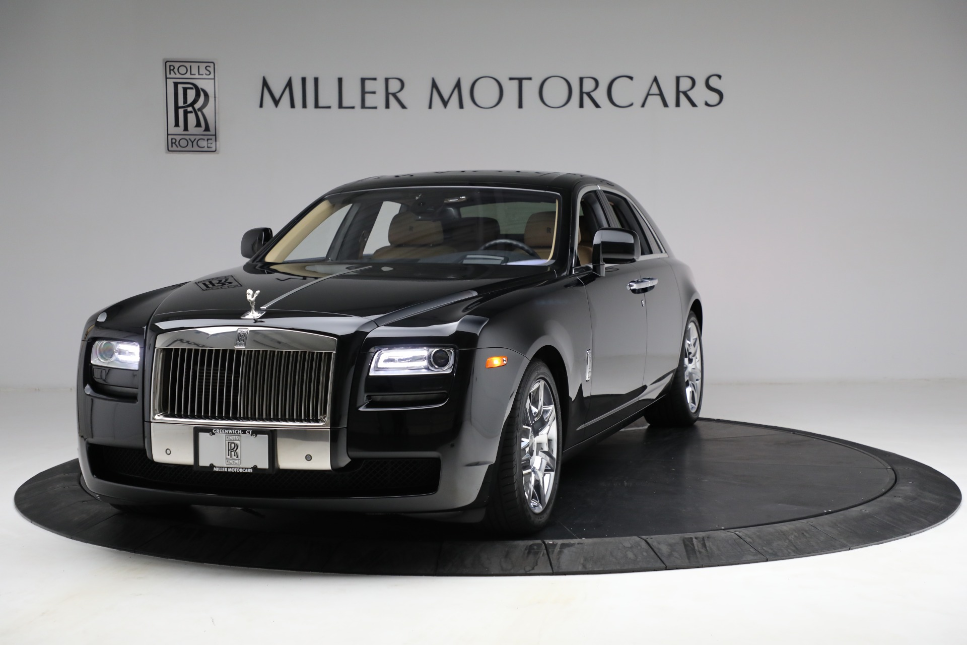 Used 2011 Rolls-Royce Ghost for sale Call for price at Rolls-Royce Motor Cars Greenwich in Greenwich CT 06830 1