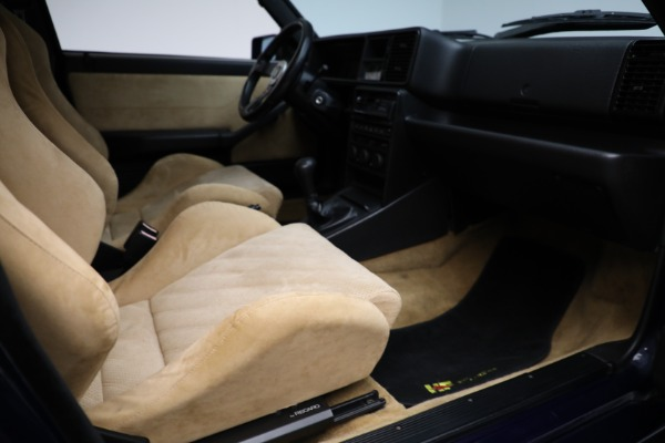 Used 1994 Lancia Delta Integrale Evo II for sale $95,900 at Rolls-Royce Motor Cars Greenwich in Greenwich CT 06830 18