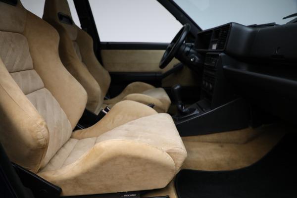 Used 1994 Lancia Delta Integrale Evo II for sale $95,900 at Rolls-Royce Motor Cars Greenwich in Greenwich CT 06830 19