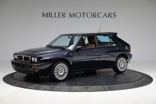 Used 1994 Lancia Delta Integrale Evo II for sale $95,900 at Rolls-Royce Motor Cars Greenwich in Greenwich CT 06830 2