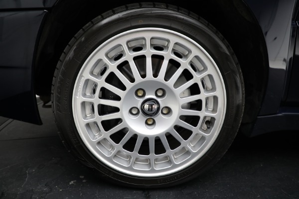 Used 1994 Lancia Delta Integrale Evo II for sale $95,900 at Rolls-Royce Motor Cars Greenwich in Greenwich CT 06830 28
