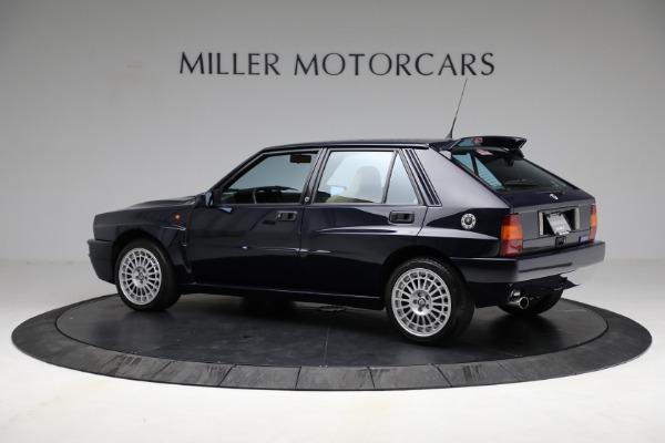 Used 1994 Lancia Delta Integrale Evo II for sale $95,900 at Rolls-Royce Motor Cars Greenwich in Greenwich CT 06830 4