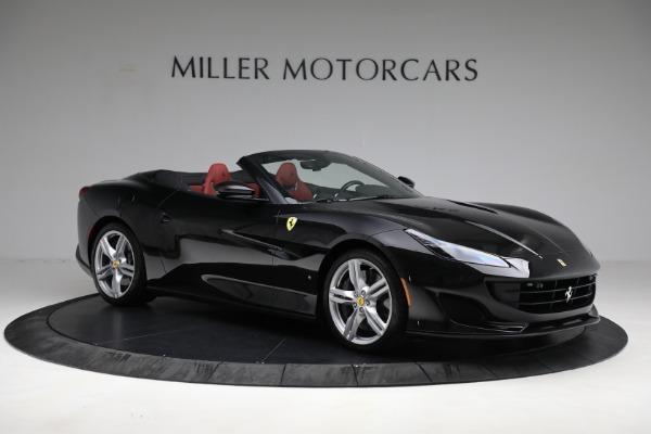 Used 2019 Ferrari Portofino for sale $249,900 at Rolls-Royce Motor Cars Greenwich in Greenwich CT 06830 10