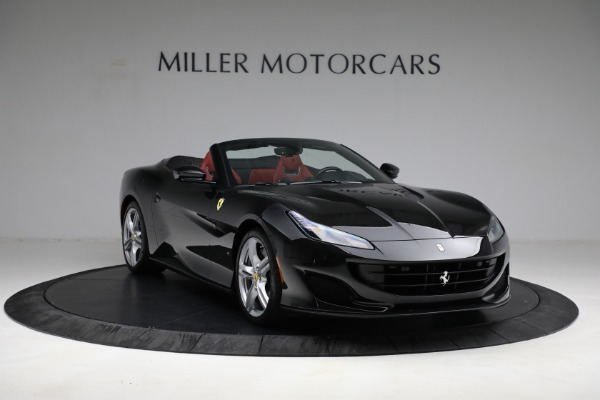 Used 2019 Ferrari Portofino for sale $249,900 at Rolls-Royce Motor Cars Greenwich in Greenwich CT 06830 11