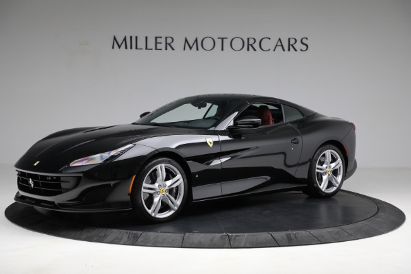 Used 2019 Ferrari Portofino for sale $249,900 at Rolls-Royce Motor Cars Greenwich in Greenwich CT 06830 14